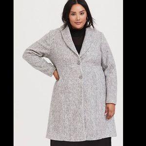 ALine Grey Jacket